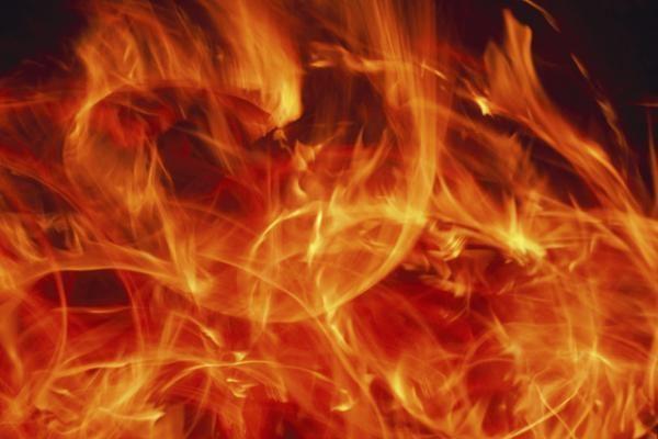 Statybiniame vagonėlyje sudegė moteris