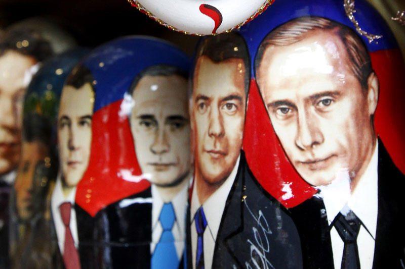 D.Medvedevas pagaliau įstojo į Rusijos valdančiąją partiją