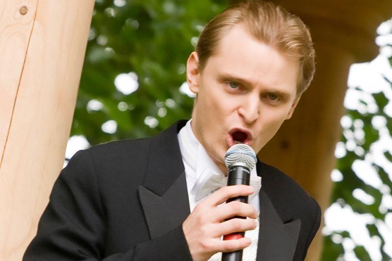 L.Mikalausko ir orkestro koncerte – muzikinių vitaminų užtaisas