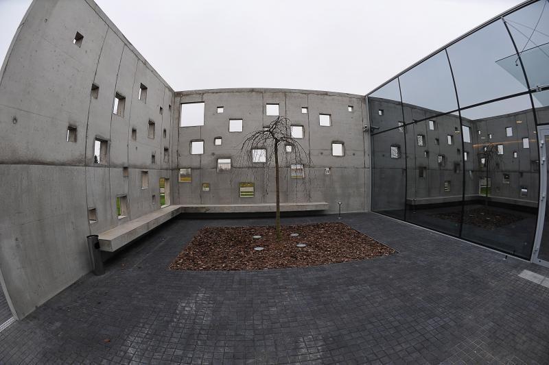Dėl avarijos iš Kėdainių krematoriumo ėmė virsti dūmai
