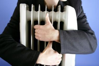 Išaugus sąskaitoms už šilumą, dalis darbdavių mažiau apšildo darbo patalpas