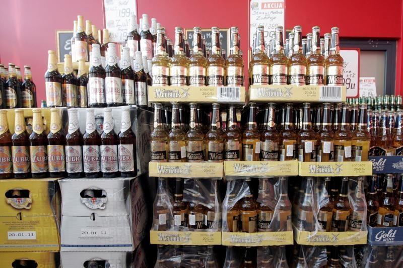 Alkoholio pilstymo draudimai jaukia planavimą ir investicijas