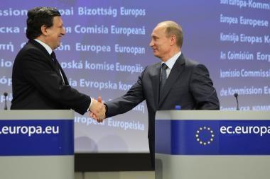 A.Kubilius: EK vadovo ir Rusijos premjero susitikimo rezultatai - puikūs Lietuvai