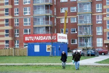 Ekspertai: būsto rinkoje šiemet tikimasi pagyvėjimo