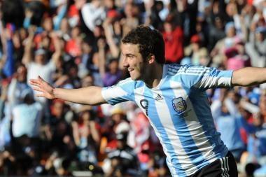 Rezultatyviausias Pasaulio futbolo čempionate - G.Higuainas
