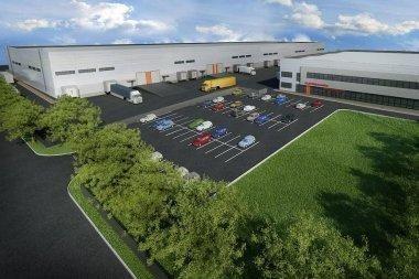 Vilniuje kyla naujas logistikos centras