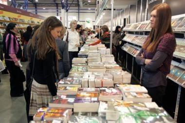 Didžiausias pelnas - akistata su skaitytojais