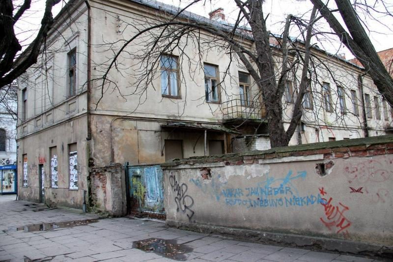 Dėl apleistų pastatų meras kreipėsi į Valstybės turto fondą