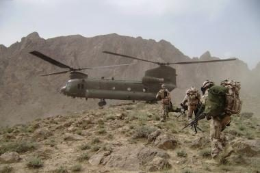 Specialiųjų operacijų pajėgos švenčia dviejų metų gimtadienį