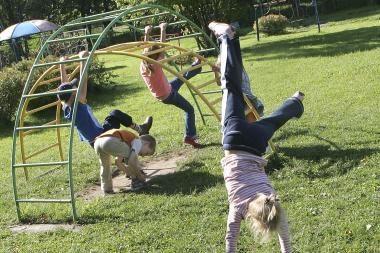 Kaip kauniečių vaikams patekti į darželį?