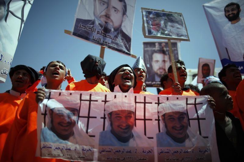 """JAV """"neginčijamai"""" naudojo kankinimus po rugsėjo 11-osios teroro atakų"""