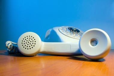 Nemokama telefono linija teikiama informacija apie kelionių galimybes