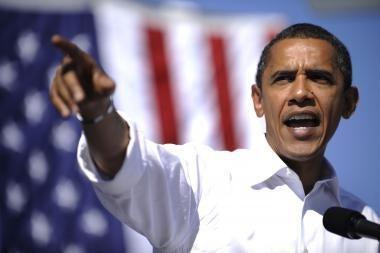 B.Obama kaltinamas nesantuokiniais ryšiais