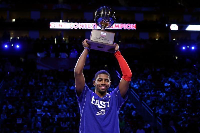 NBA metų snaiperis - K. Irvingas (kitų konkursų apžvalga)
