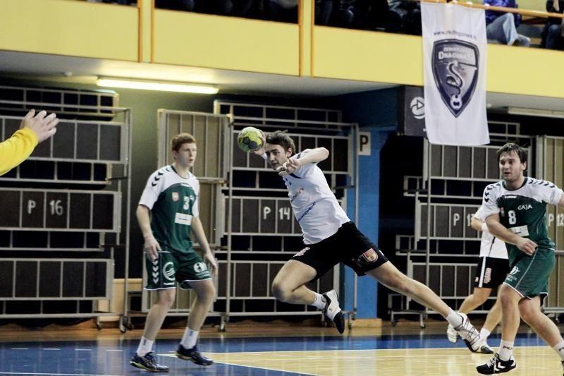 Čempionai rankinio taurės pusfinalyje įveikė kauniečius