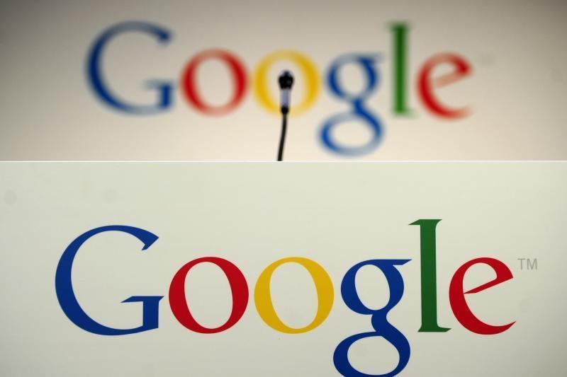 """Microsoft"" išvadino ""Google"" interneto imperatoriumi"
