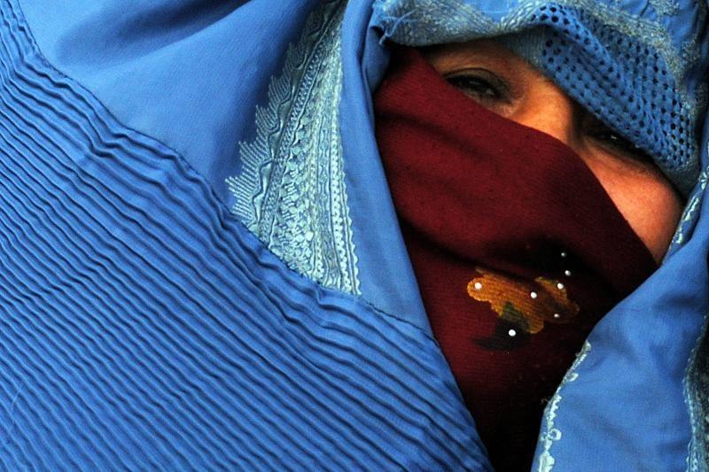Policininkės Afganistane kovoja dėl moterų tualetų