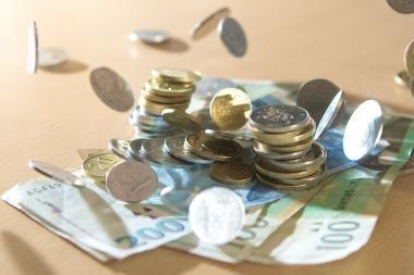 Vyriausybei pateiktas kitų metų biudžeto projektas
