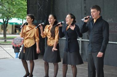Kauno armėnai švenčia jubiliejų