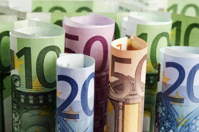 Vokietijos eksportuotojai sako galintys apsieiti be euro