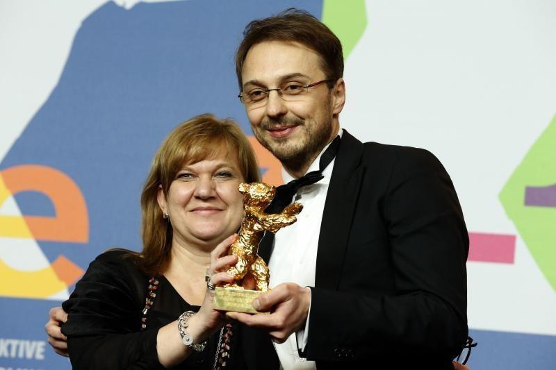 Pagrindinį Berlyno kino festivalio apdovanojimą gavo rumunų drama