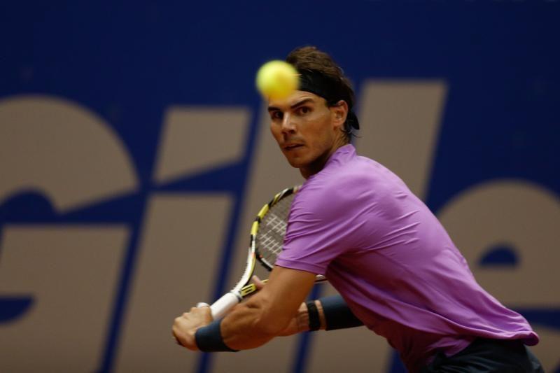 """""""Brasil Open 2013"""" finale - R. Nadalis ir D. Nalbandianas"""