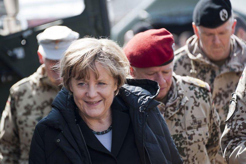 Vokietija nėra užtikrinta dėl NATO karių išvedimo iš Afganistano