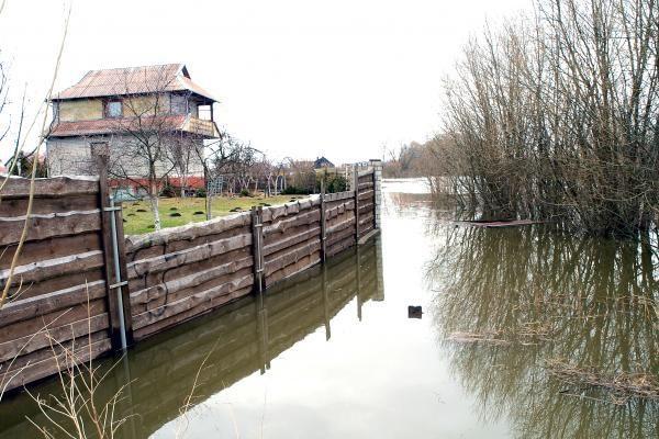 Potvynis Klaipėdai negresia