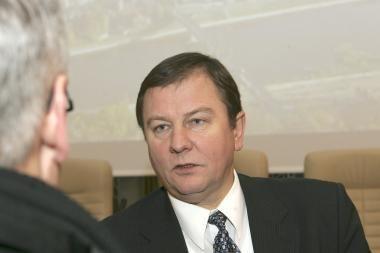 Konservatoriai: V.Gudėnas turi labiau rūpintis arenos statyba