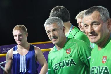 Lietuvos boksininkams – jaunimo olimpinių žaidynių auksas
