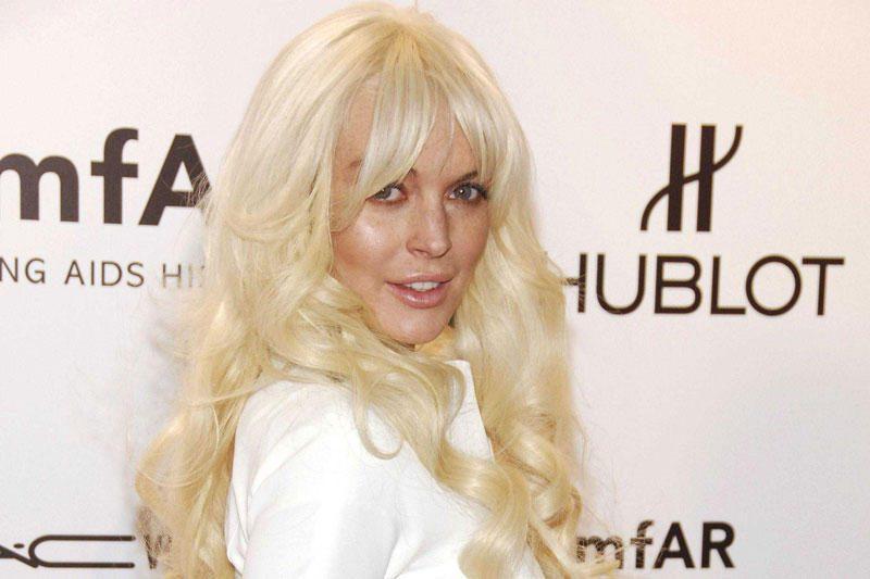 Skandalingoji Lindsay Lohan įkūnys Elizabeth Taylor