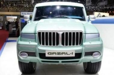 Saudo Arabija taps automobilių gamintoja?