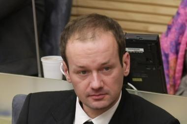 Valymai Seime tęsiasi - posto turbūt neteks ir R.Žilinskas