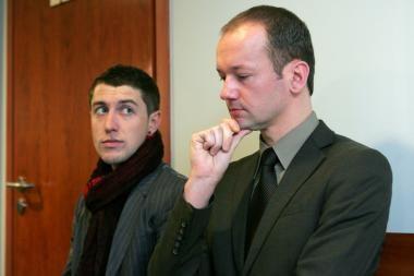 Prokuratūra prašys Seimo leisti suvaržyti R.Žilinsko laisvę