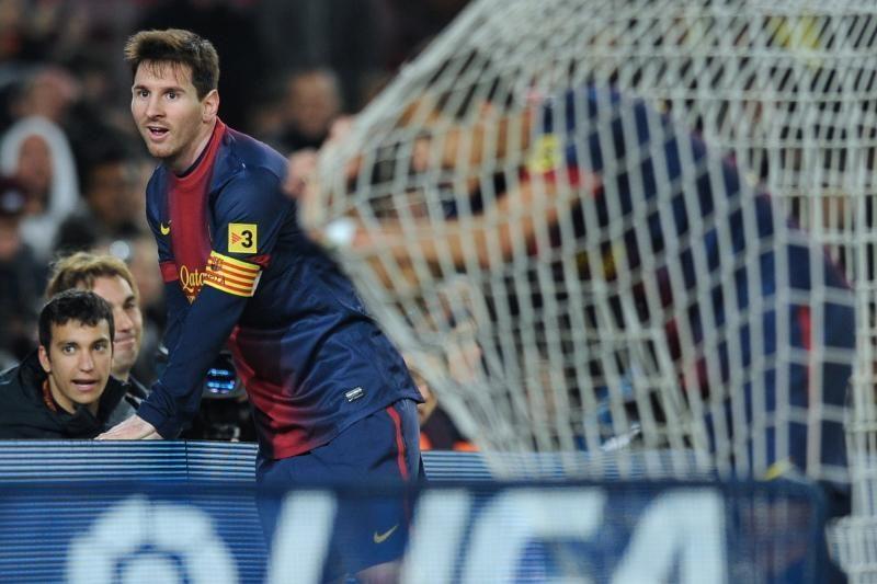 """""""La liga"""": L. Messi dublis ir """"Barcelonos"""" pergalė"""