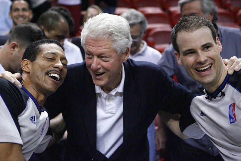 B.Clintonas: noriu, kad B.Obama taptų kitu JAV prezidentu