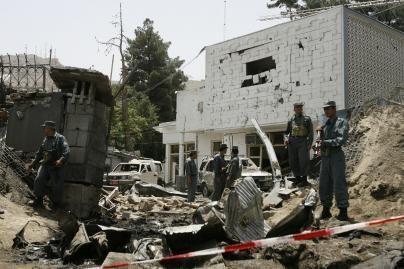 Per išpuolį Afganistane žuvo daugiau kaip 40 žmonių