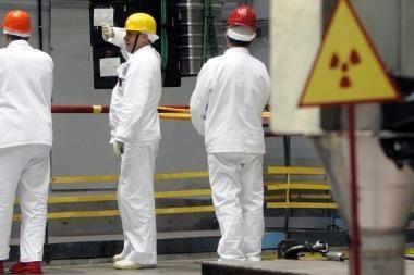 Naują atominės reaktorių G. Kirkilas žada 2016-ais