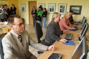 Provincijos gyventojai galės naudotis internetu