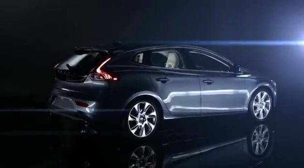 """""""Volvo V40"""