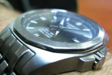 Laiko persukimas: palikim ramybėj tą laikrodį!