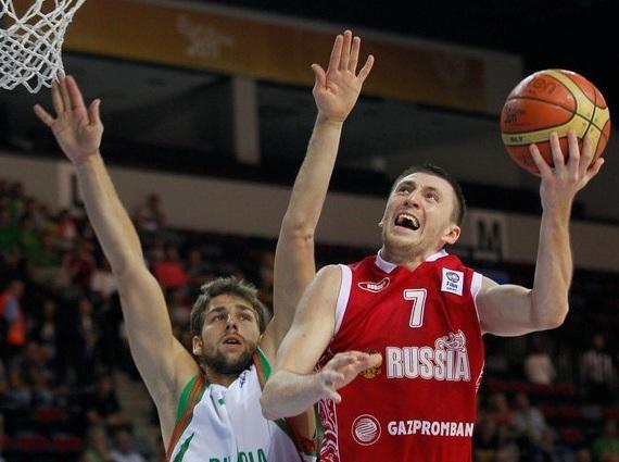 Rusijos krepšininkai užsitikrino vietą aštuntfinalyje