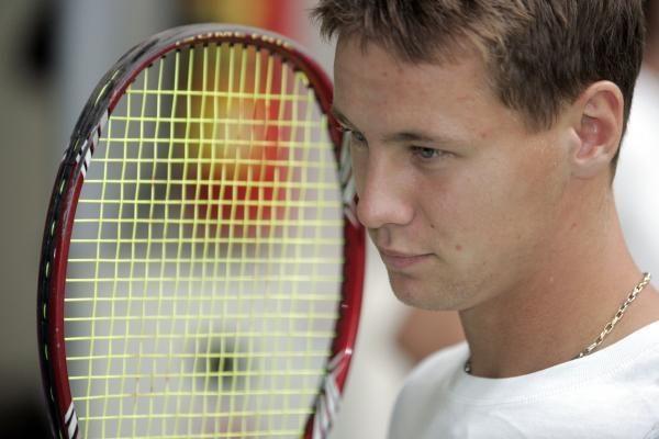 Paaiškėjo pirmasis R.Berankio varžovas atvirojo JAV teniso čempionato turnyre