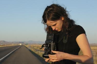 M.Narbutaitė: dažnai bėgu fotografuoti nubudusi naktį