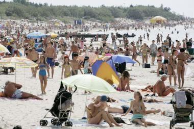 Trečdaliui gyventojų atostogos – tik svajonė