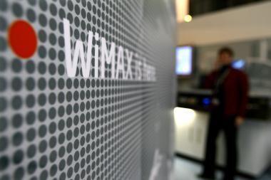 """Pademonstruota mobiliojo """"WiMax"""" ryšio evoliucija"""