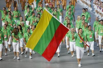 Pagal laimėtus medalius Lietuva 50-ta
