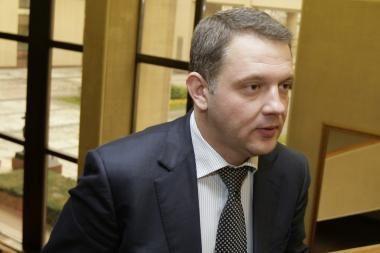 Interpeliacija susisiekimo ministrui žlugo