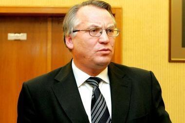 M.Laurinkus sulauks Vyriausybės malonės