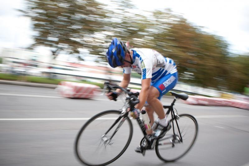 Dėl dviračių maratono Kauno centre – eismo pokyčiai